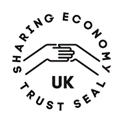 Sharing Economy UK Trust Seal Logo