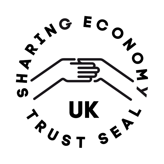 Sharing Economy UK TrustSeal Logo