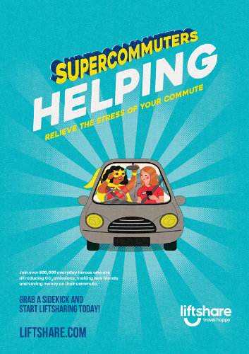 Carpool Poster