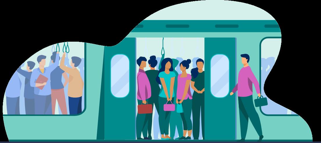 Smart Mobility Illustration