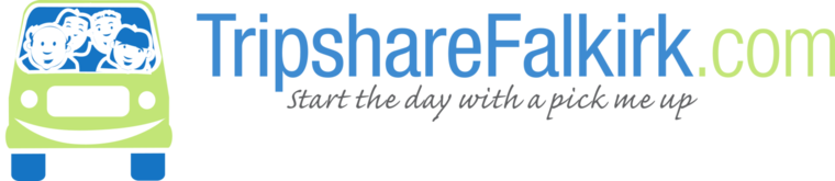 Tripshare Falkirk Logo