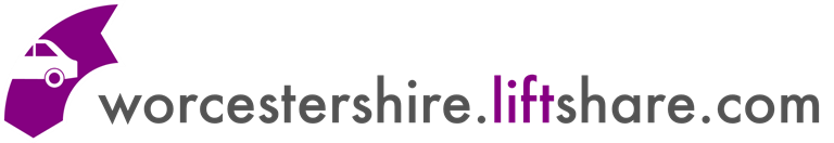 Worcestershire Liftshare Logo