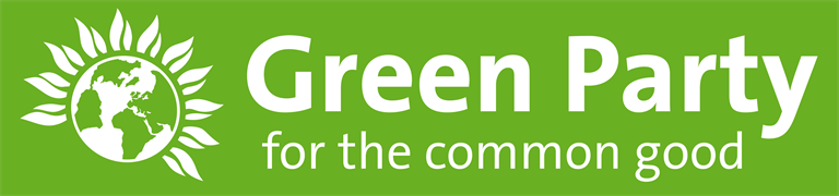 The Green Party Liftshare Logo