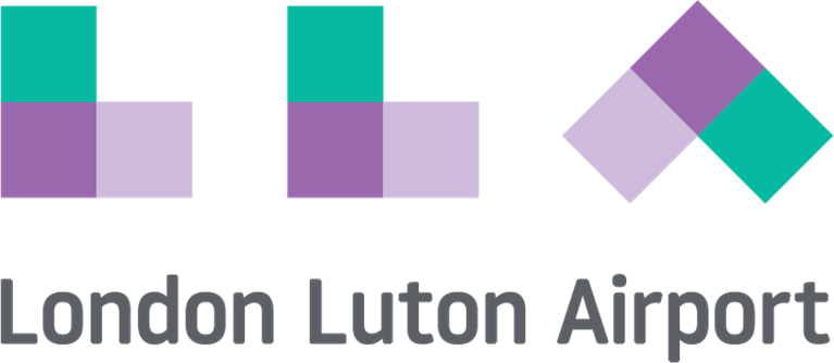 London Luton Airport Carshare Logo