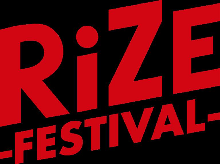 RiZE Festival Liftshare Logo