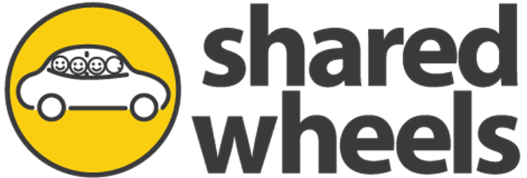 Shared Wheels Lancashire Liftshare Logo