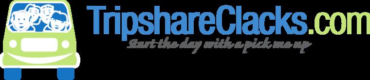 Tripshare Clacks Logo