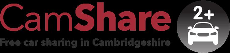 Cam Share Logo