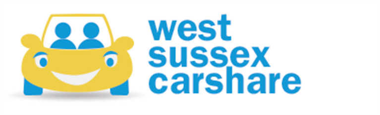 West Sussex Car Share Logo
