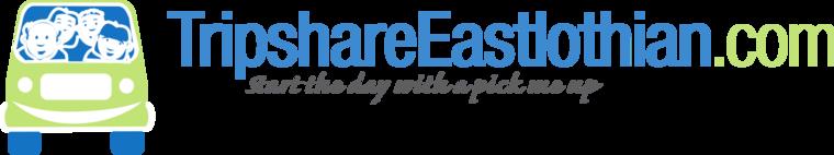 Tripshare East Lothian Logo