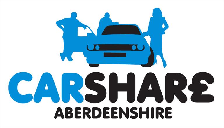 Robert Gordon University Car Share Logo