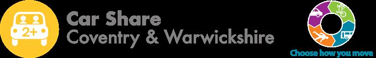 Carshare Warwickshire Logo