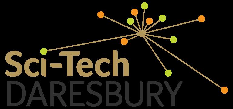 Sci-Tech Daresbury Liftshare Logo