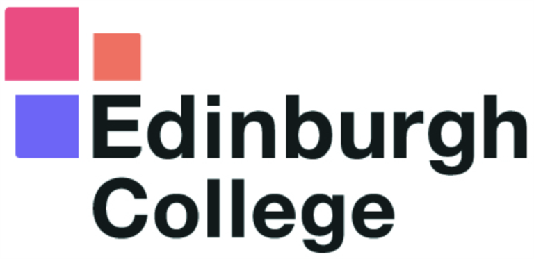 Edinburgh College staff & students Logo