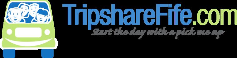 Tripshare Fife Carshare Logo