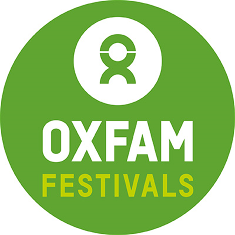 Oxfam Festivals Logo