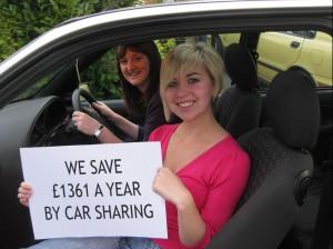 Happy liftshare savers