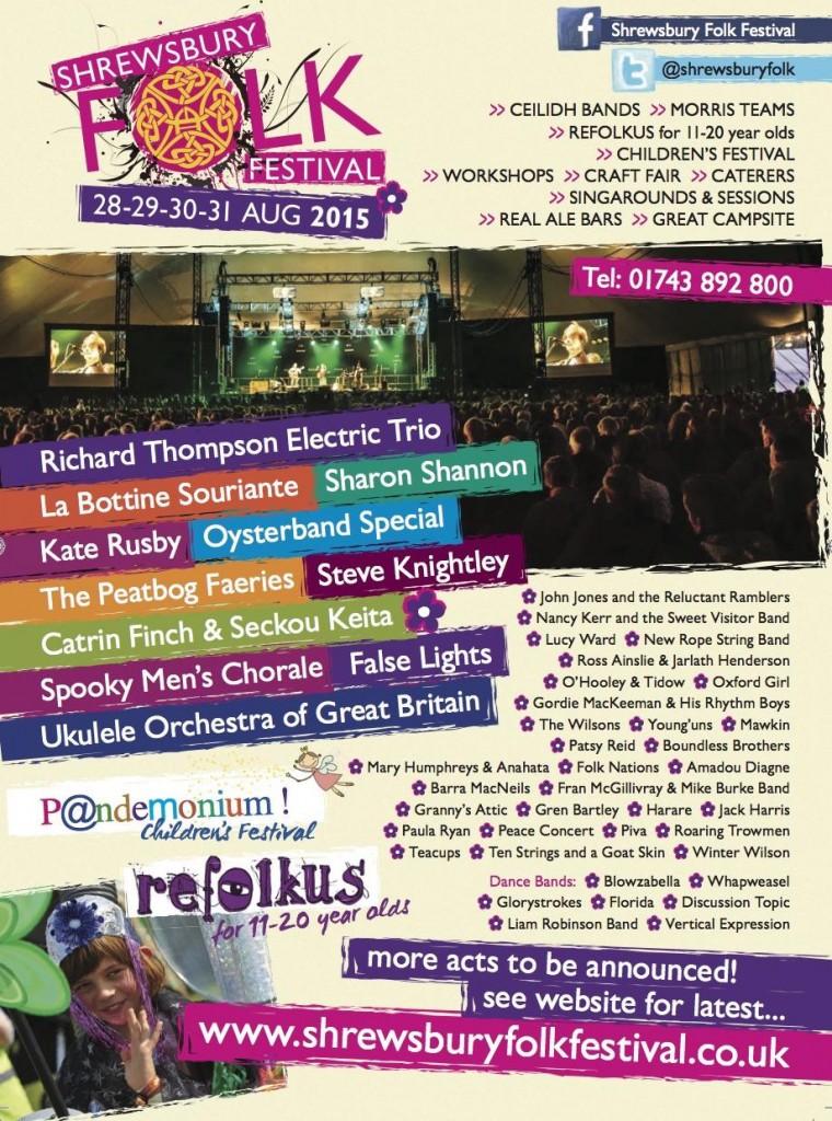 Shrewsbury-folk-festival