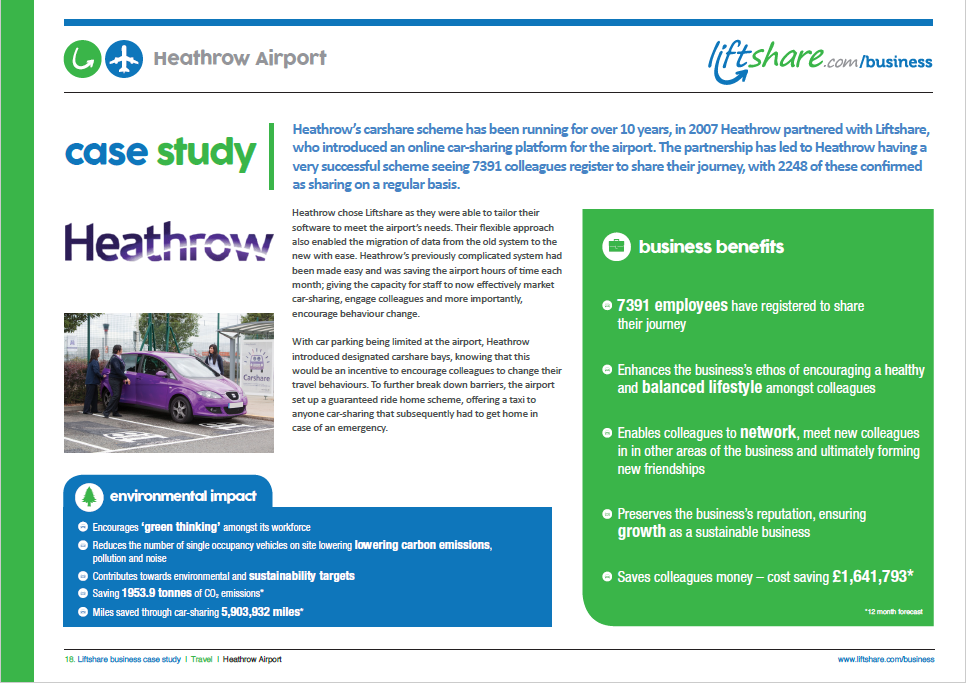 heathrow case study