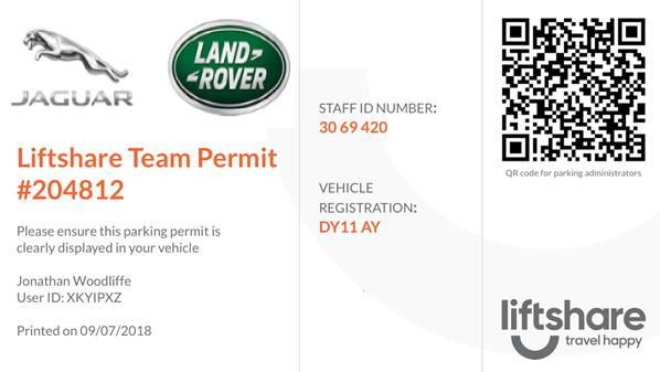 jlr permit 2