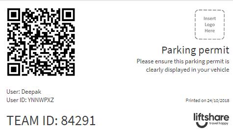 permit smart parking